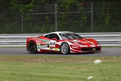 #64 Ferrari of Ft. Lauderdale 458CS: Frank Fusillo