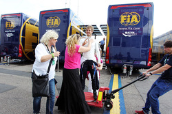 Wax figure of Sebastian Vettel, Red Bull Racing