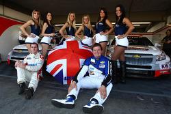 Alex MacDowall, Chevrolet Cruze 1.6T, Chevrolet