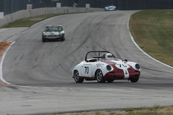 #70 1961 Porsche 356B: Vic Skirmants