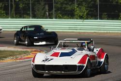 #37 1968 Corvette: Clair Schwendeman