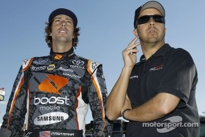 Travis Pastrana and Matt Crafton
