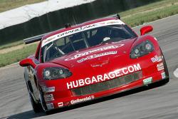 #46 Michael Baughman Racing Corvette: Michael Baughman, James Davison, Sebastian Saavedra