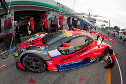 #43 Autobacs Racing Team Aguri ARTA Garaiya