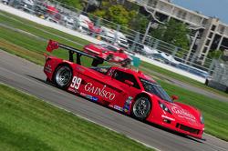 #99 GAINSCO/Bob Stallings Racing Corvette DP: Jon Fogarty, Alex Gurney