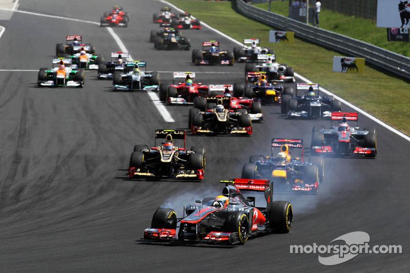 McLaren tiene el récord de triunfos... cómodamente