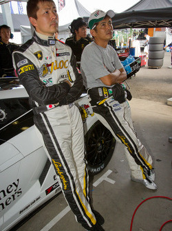 Manabu Orido and Takayuki Aoki