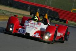 #9 RSR Racing Oreca FLM09 Chevrolet: Bruno Junqueira, Tomy Drissi