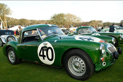 1960 MG A: John Wright