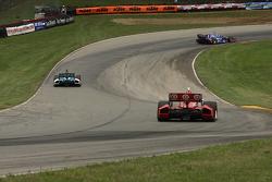 Scott Dixon, Target Chip Ganassi Honda Simon Pagenaud, Schmidt-Hamilton Motorsports Dario Franchitti, Target Chip Ganassi Honda