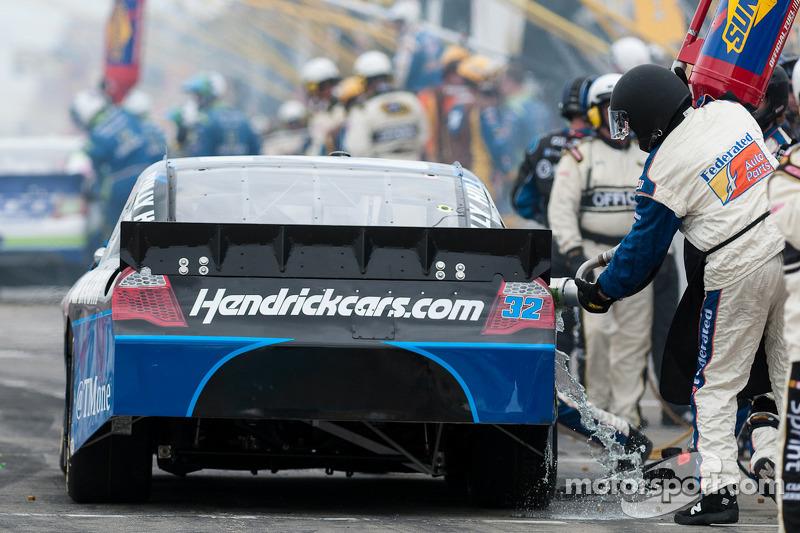 Boris Said, Hendrick Motorsports Chevrolet