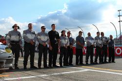 Crew of Magnus Racing