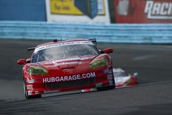 Michael Baughman #46 Michael Baughman Racing Corvette