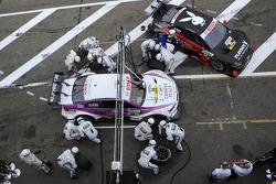 Andy Priaulx, BMW Team RBM BMW M3 DTM, Edoardo Mortara, Audi Sport Team Rosberg Audi A5