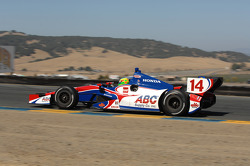 Mike Conway, ABC Supply Co./A.J. Foyt Racing Honda
