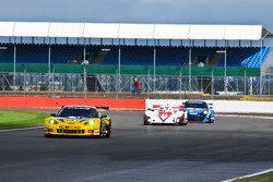 #70 Larbre Competition Chevrolet Corvette C6 ZR1: Christophe Bourret, Pascal Gibon, Jean-Philippe Belloc