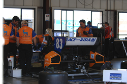Charlie Kimball, NovoLog FlexPen Chip Ganassi Racing Honda