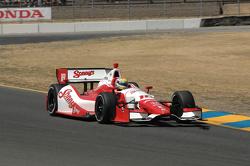 Justin Wilson, Sonny's BBQ Dale Coyne Racing Honda