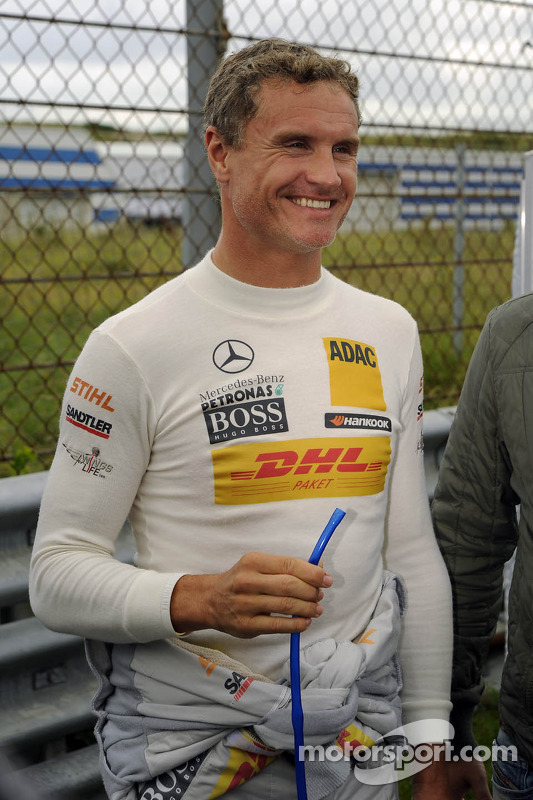 David Coulthard, Mücke Motorsport