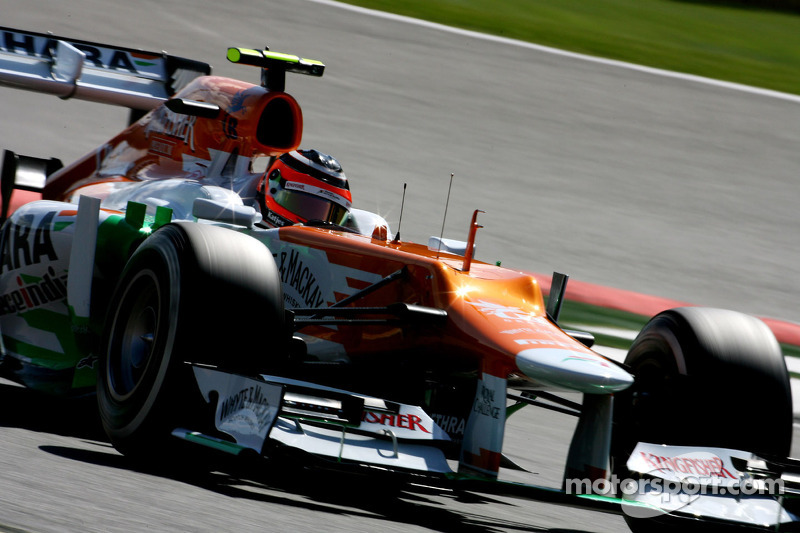 2012 - Formule 1