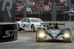 #055 Level 5 Motorsports: Scott Tucker, Christophe Bouchut