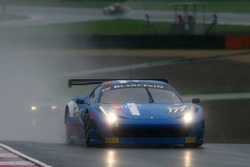 #177 Ferrari 458 Italia GT3: Aleksandr Skryabin, Alessandro Pier Guidi