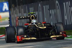 Jérôme d'Ambrosio, Lotus F1