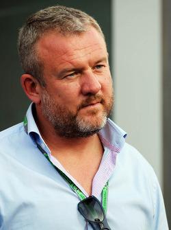 Richard Goddard, Pilot Menajeri, Paul di Resta, Sahara Force India F1 ve Jenson Button, McLaren
