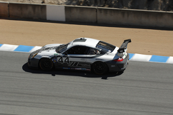 #44 Magnus Racing Porsche GT3 Cup: Andy Lally, John Potter