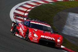 #23 Nismo Nissan GT-R: Satoshi Motoyama, Michael Krumm