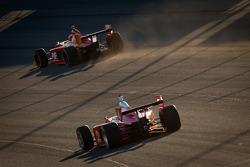 Sebastian Saavedra, AFS Racing and Jorge Goncalvez, Belardi Auto Racing