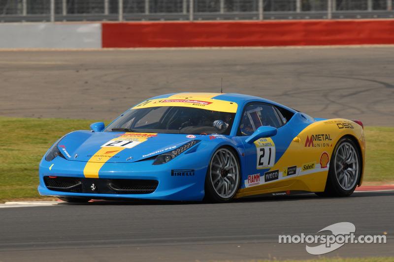 Andrii Kruglyk, Ferrari Ukraina