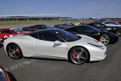 Ferrari F458