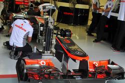 McLaren of Jenson Button, McLaren
