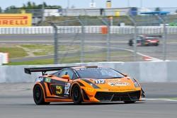 #112 Rhino's Leipert Motorsport Lamborghini Gallardo LP600: Eduard Leganov, Marko Vahamaki