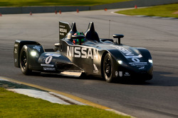 Gunnar Jeannette in the DeltaWing