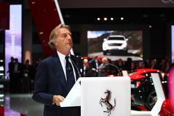 Luca Cordero di Montezemolo (ITA) CEO Ferrari