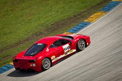 #68 Ferrari of San Francisco 458CS: Mike Hedlund