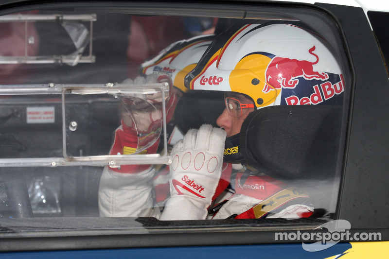 Thierry Neuville, Citroën Junior World Rally Team