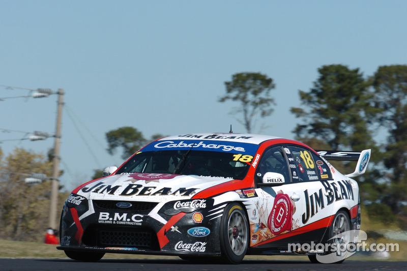 Steven Johnson, Jim Beam Racing