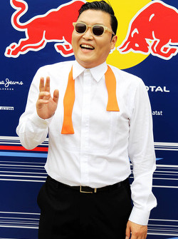 Psy, Rapper famous for Gangnam Style