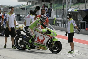 Hector Barbera, Pramac Racing Team