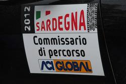 Rally signage