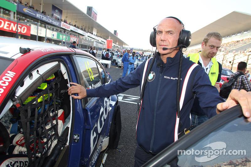 Aldo Preo, Team owner, ROAL Motorsport