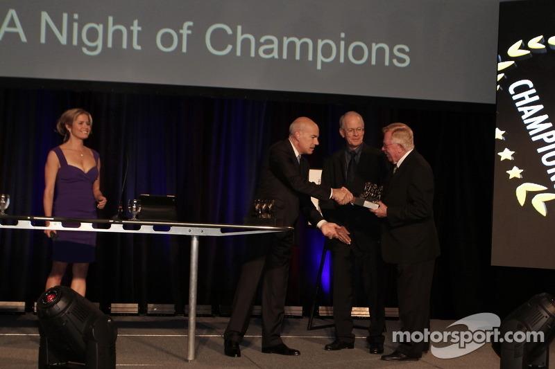 Scott Atherton, Jim France en Don Panoz