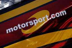 Motorsport.com on the MOMO Porsche