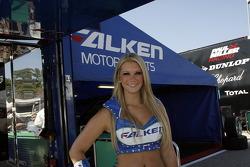 Lovely Falken girl
