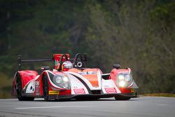 #37 Conquest Endurance Morgan Nissan: Martin Plowman, David Heinemeier Hansson, Eric Lux