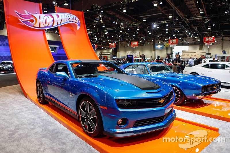 The new Hot Wheels Camaro