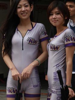 KW girls
